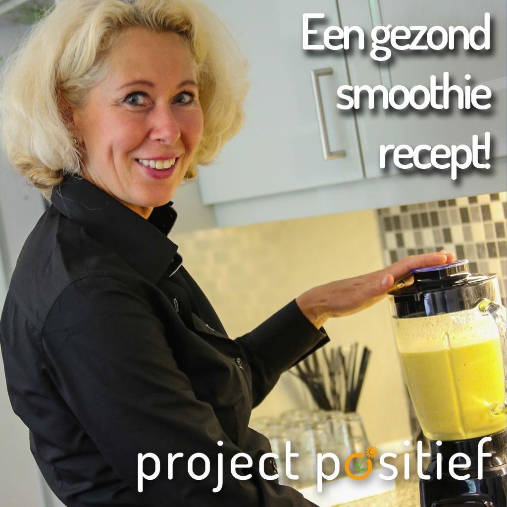 Een gezond smoothie recept
